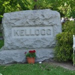 Túmulo do Dr. Kellogg, Battle Creek – MI
