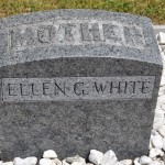 Túmulo de Ellen G. White – Oak Hill Cemetery, 