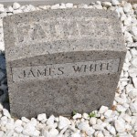 Túmulo de James White esposo de Ellen White - Oak Hill Cemetery,
